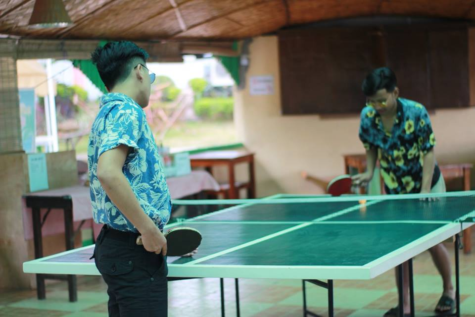 Billiard Hall with table tennis 1